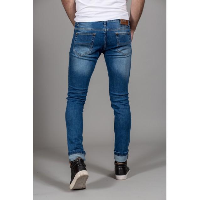 Blugi albastri Kings Jeans 1591-03