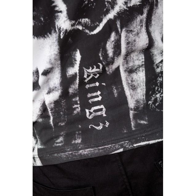 Tricou alb Kingz Jeans 28-17